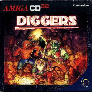 Screenshot Thumbnail / Media File 1 for Diggers (1993)(Millennium)(NTSC)[!]